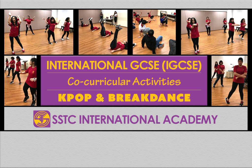 LEARN AND HAVE FUN! - CCAs@SSTC Institute