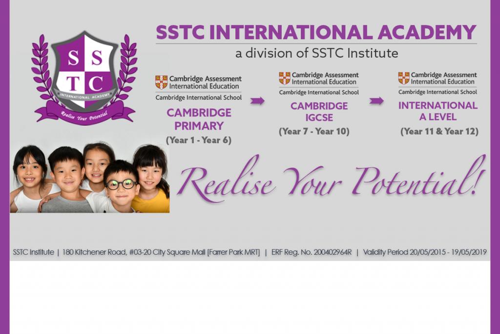 SSTC International Academy (Year 1 - Year 12)