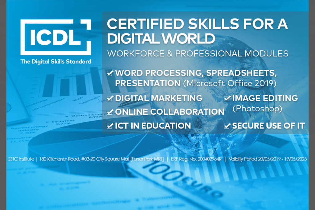 CERTIFY YOUR COMPUTING SKILLS WITH ICDL